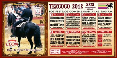 Texcoco 2012