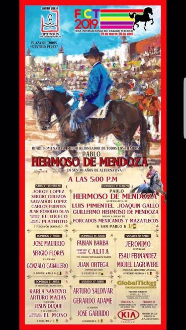 Texcoco 2019
