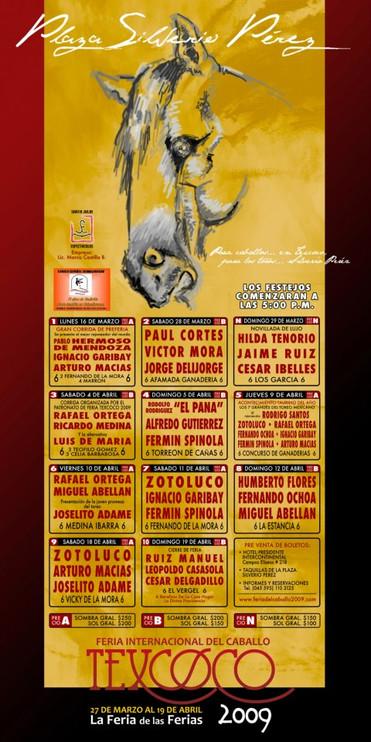 Texcoco 2009