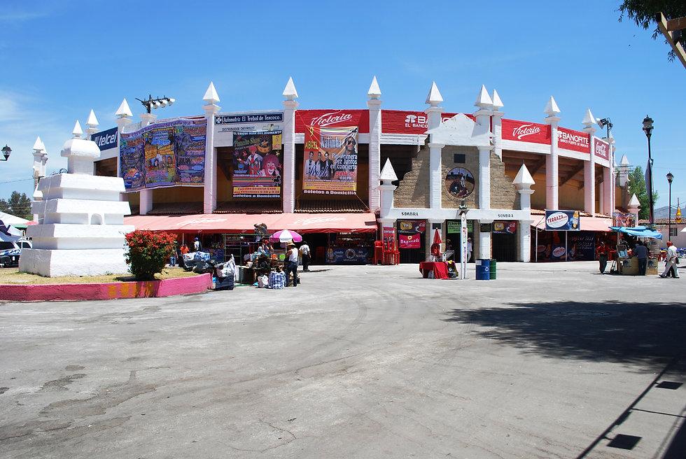 Plaza Texcoco