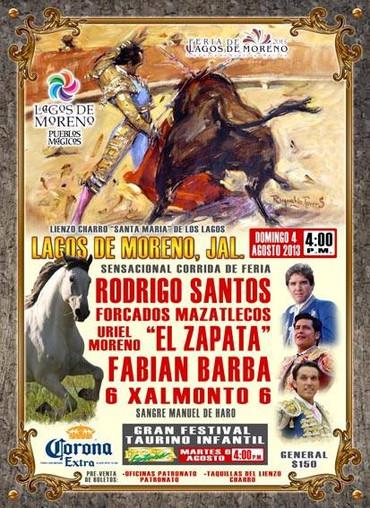 Lagos de Moreno 2013