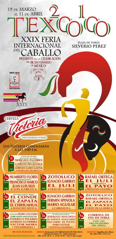 Texcoco 2010