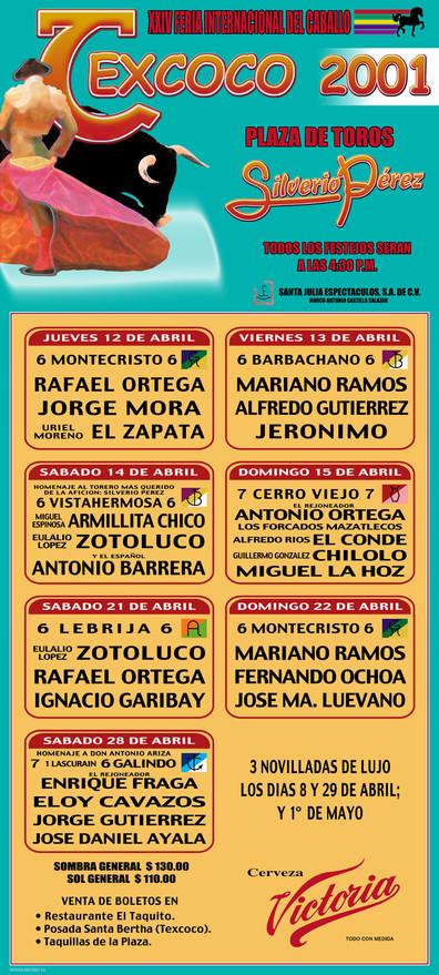Texcoco 2001