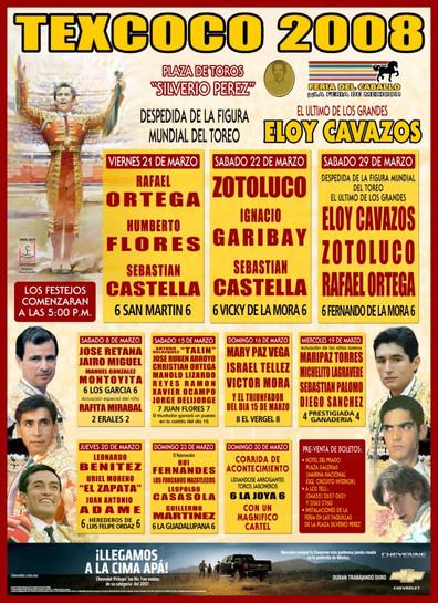 Texcoco 2008