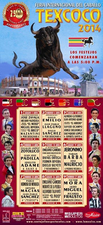 Texcoco 2014