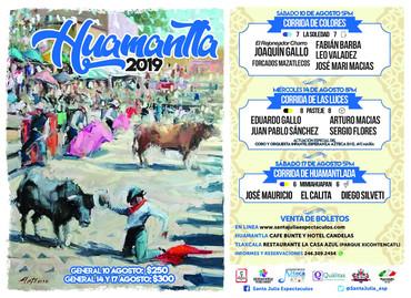 Huamantla 2019