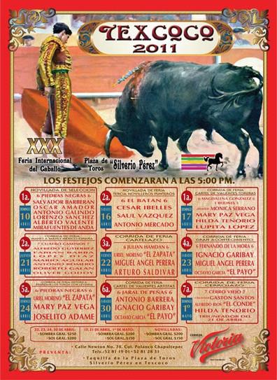 Texcoco 2011