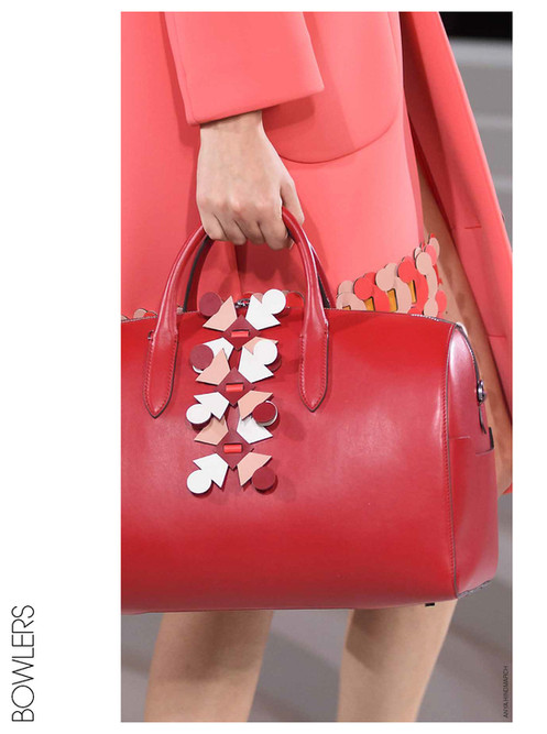 1bdc684144ce ... FASHION FOCUS titles dedicated to women s ready-to-wear collections for  SS 2017 is now arriving. The opening title for this new release season is  BAGS.