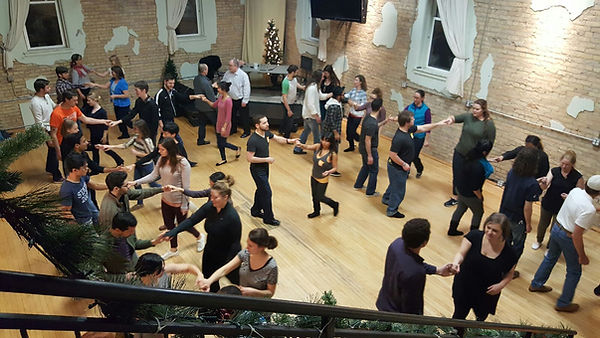 West Coast Swing Dance Class