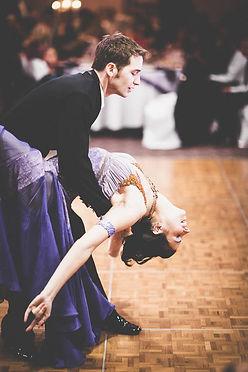 Ballroom Dancers Dip