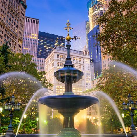 Lower Manhattan Tour