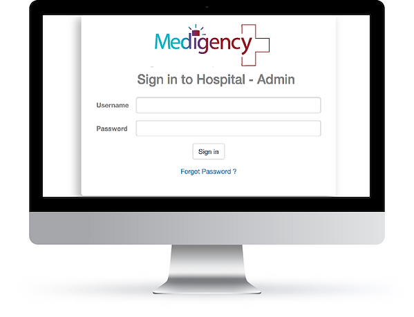 Medigency Hospital Dashboard.png