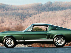 Carroll Shelby and The Cars he Brought to Life P.2