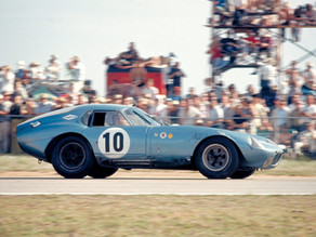 Carroll Shelby and The Cars he Brought to Life P.1