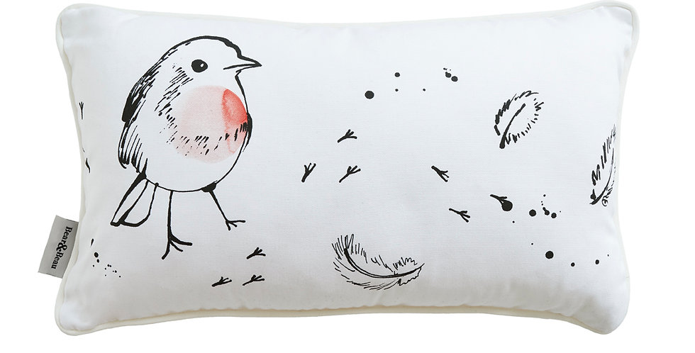 Little Robin Cushion