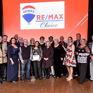 RE/MAX Choice Awards Banquet