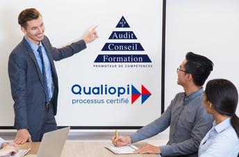 ACF décroche la nouvelle certification QUALIOPI !