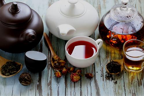 Tea and Mindfulness  Class