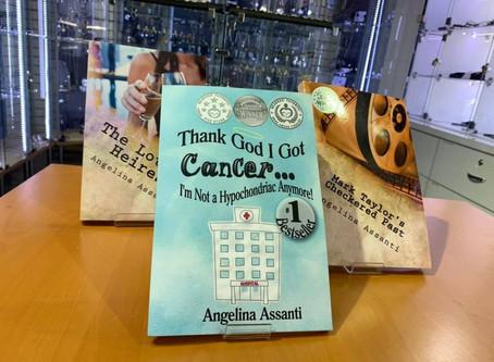 ANGELINA ASSANTI BOOKSIGNING AT DESERT SAGE