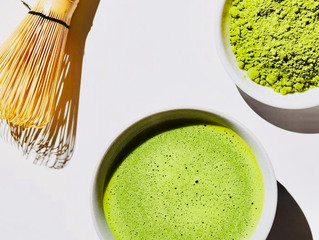 Tea and Conversation: All about Matcha