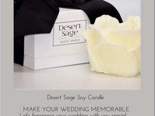 Make Your Wedding or Bridal Shower Special With Desert Sage .