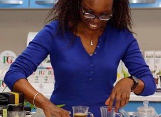 Tea and Conversation with Joyce Maina, CEO and Founder Cambridge Tea Consultancy