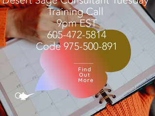 AFFILIATE TRAINING CALL