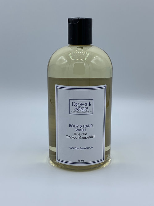 Blue Nile Body and Hand Wash