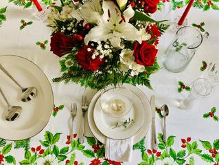 Tea and Conversation with Tanya Ryan and Fan Zhang.Christmas Memories