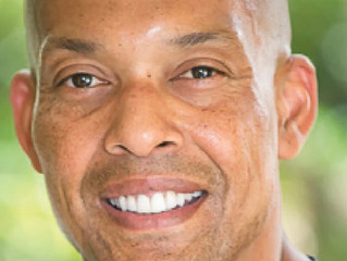 Tea and Conversation with  Fitness Guru Tony Major