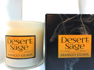 TAKING CARE OF YOUR DESERT SAGE SOY CANDLE