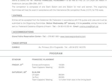 PROGRAMME FIS 28-29 PAS DE LA CASE