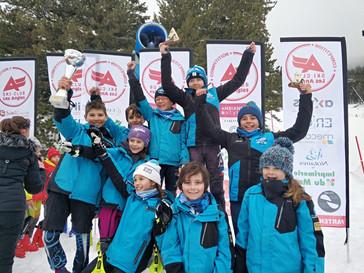 1er Club au Challenge Pyrénéens U12