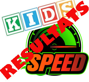 RESULTATS SPEED KIDS 2017