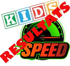 RESULTATS SPEED KIDS 2017
