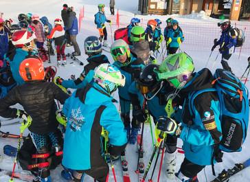 Coupe de Bronze U12 - U14 - Font-Romeu - Slalom