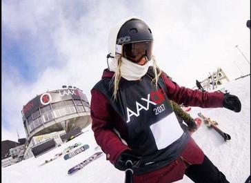 Coupe du monde Snowboard Slopestyle à Laax (Suisse)