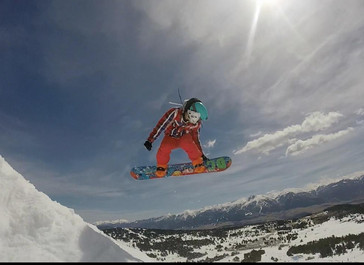 SNOW CLUB Pyrénées 2000...c'est parti  !