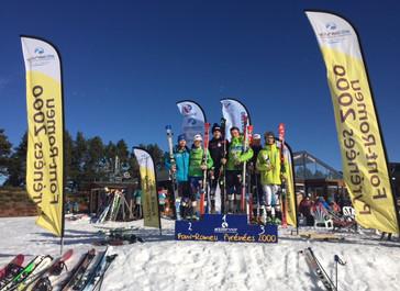 Ski Chrono National Tour U18 - U21