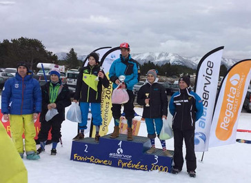 U16 Critérium National Jeunes - Skicross - Font-Romeu Pyrénées 2000