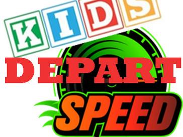 LISTE DEPART SPEED KIDS
