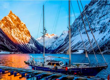 Raid à ski dans les Fjords de Norvège Mars-Avril 2019