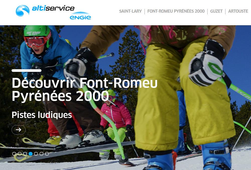 Font Romeu Pyrénées 2000
