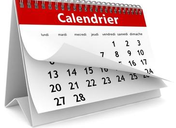 Calendrier prévisionnel Courses 2018 - Pyrénées EST