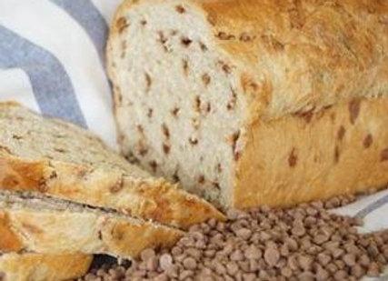 Cinnamon Chip Bread Honey and Grains Bakery Springville Utah