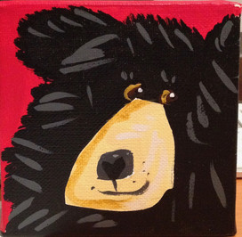Libby's Slightly Grizzly Bear ©