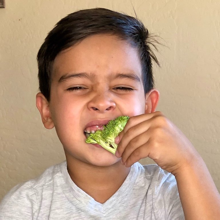Help! I Have a Picky Eater!