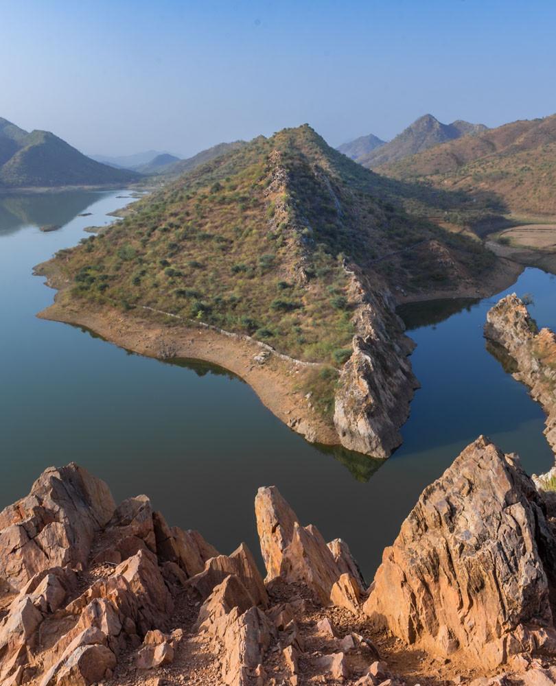 Lake Badi, Udaipur