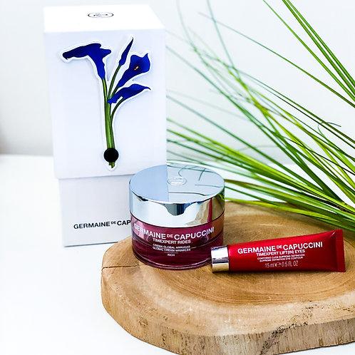 Global Anti-Wrinkles Cream Soft + GRATIS lift-in oogcreme