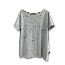 T-Shirt Mama grau schwarze Sprenkel.jpg